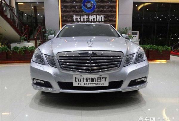 奔驰E级(进口) 2010款 E 200 CGI 优雅型