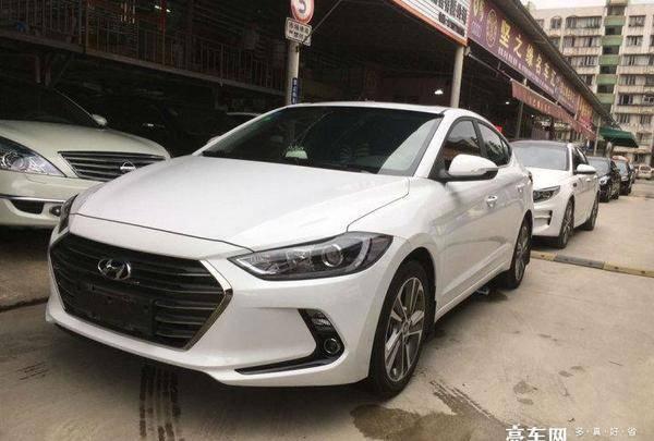 领动 2016款 1.6L 自动智炫・旗舰型