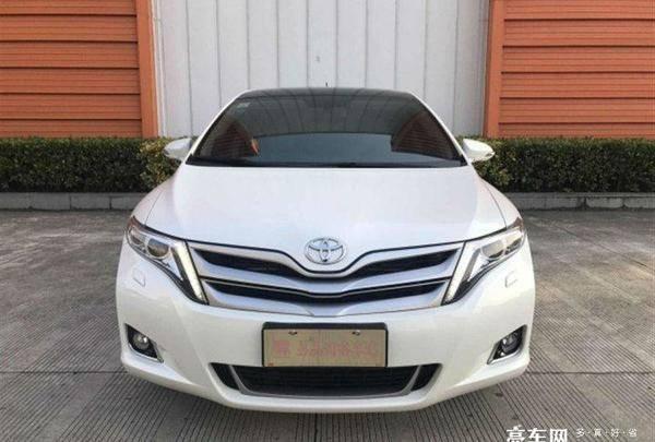 威飒 2013款 2.7L 四驱豪华版