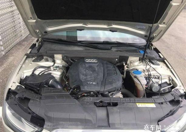 奥迪A4L 2015款 35 TFSI 自动标准型