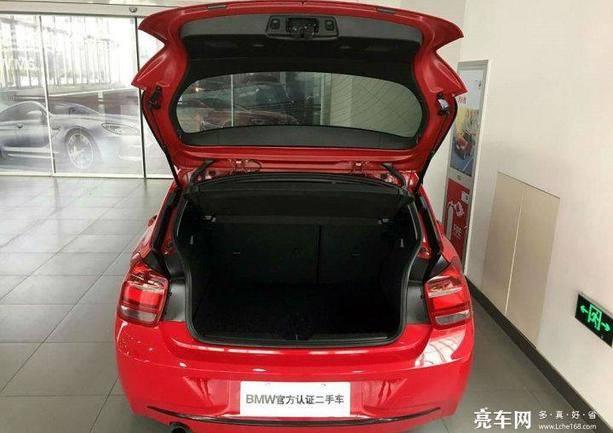 宝马1系(进口) 2013款 改款 118i 运动型