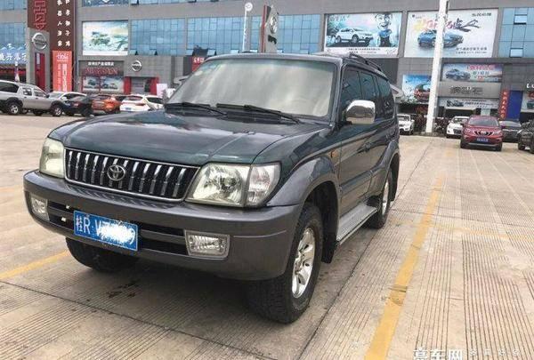 普拉多(进口) 2001款  01款 2.7L 自动