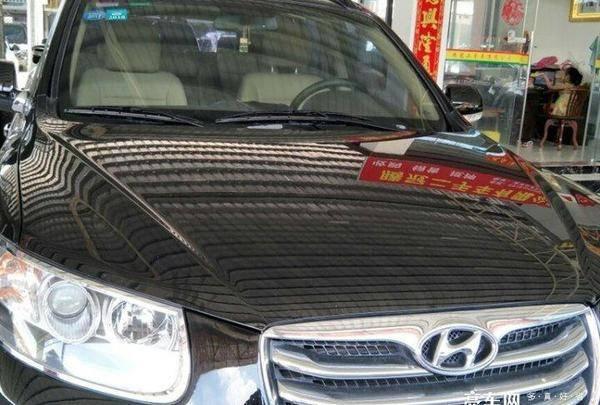 新胜达(进口) 2011款  2.4 豪华版 七座两驱