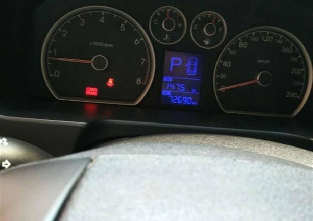 北京现代i30 2009款  1.6L 自动舒享型