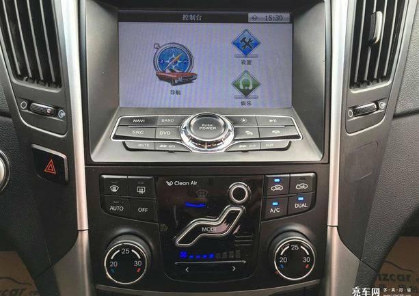 索纳塔八 2011款  2.0L 自动至尊版