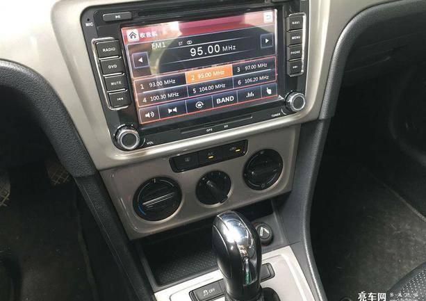 朗逸 2015款  1.6L 自动舒适版