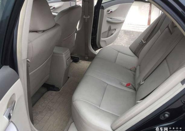 卡罗拉 2007款  1.8L 自动GLX-i