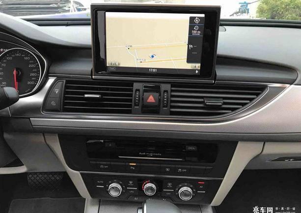 奥迪A6L 2012款  30 FSI 技术型