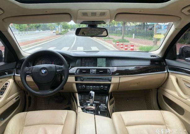 宝马5系 2012款  523Li 豪华型